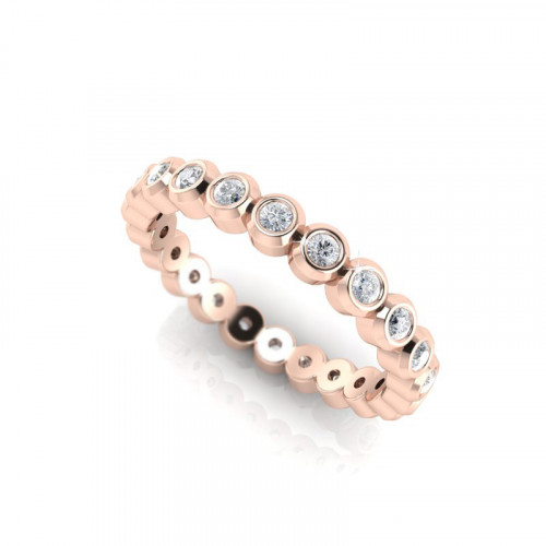 Tube Eternity Band
